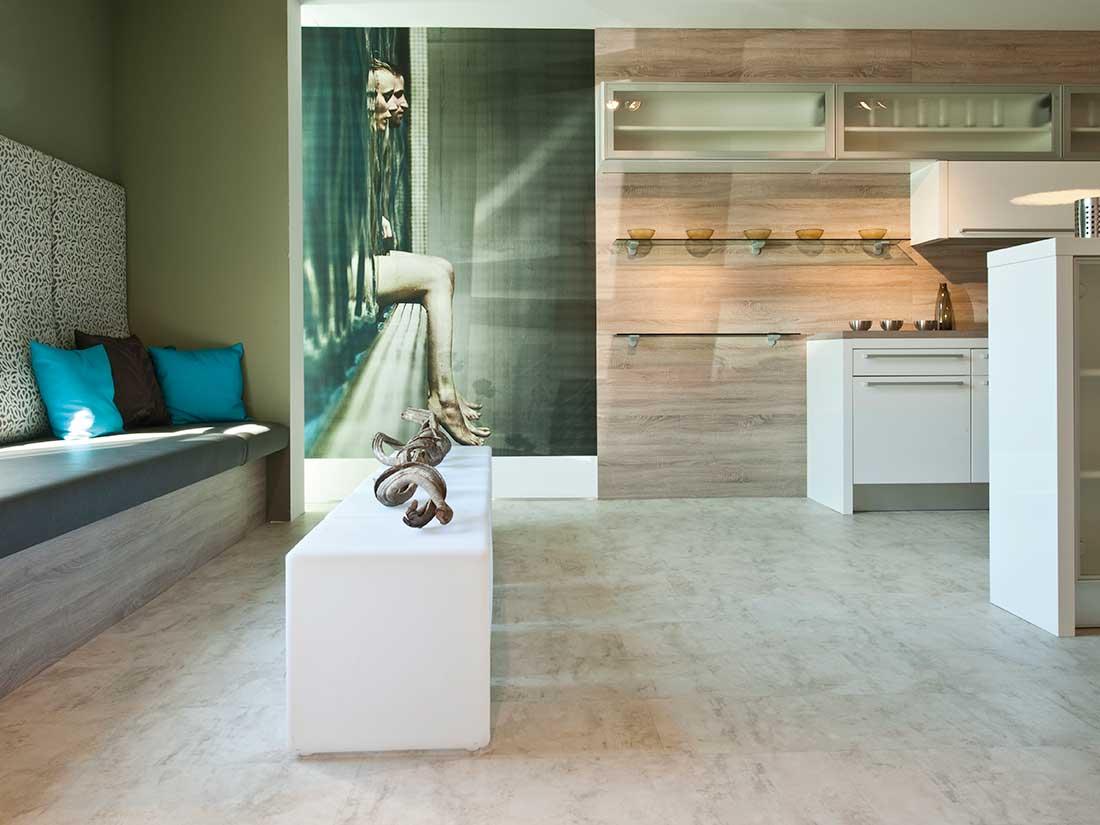 Stone Elfenbein – Vinyl Designboden