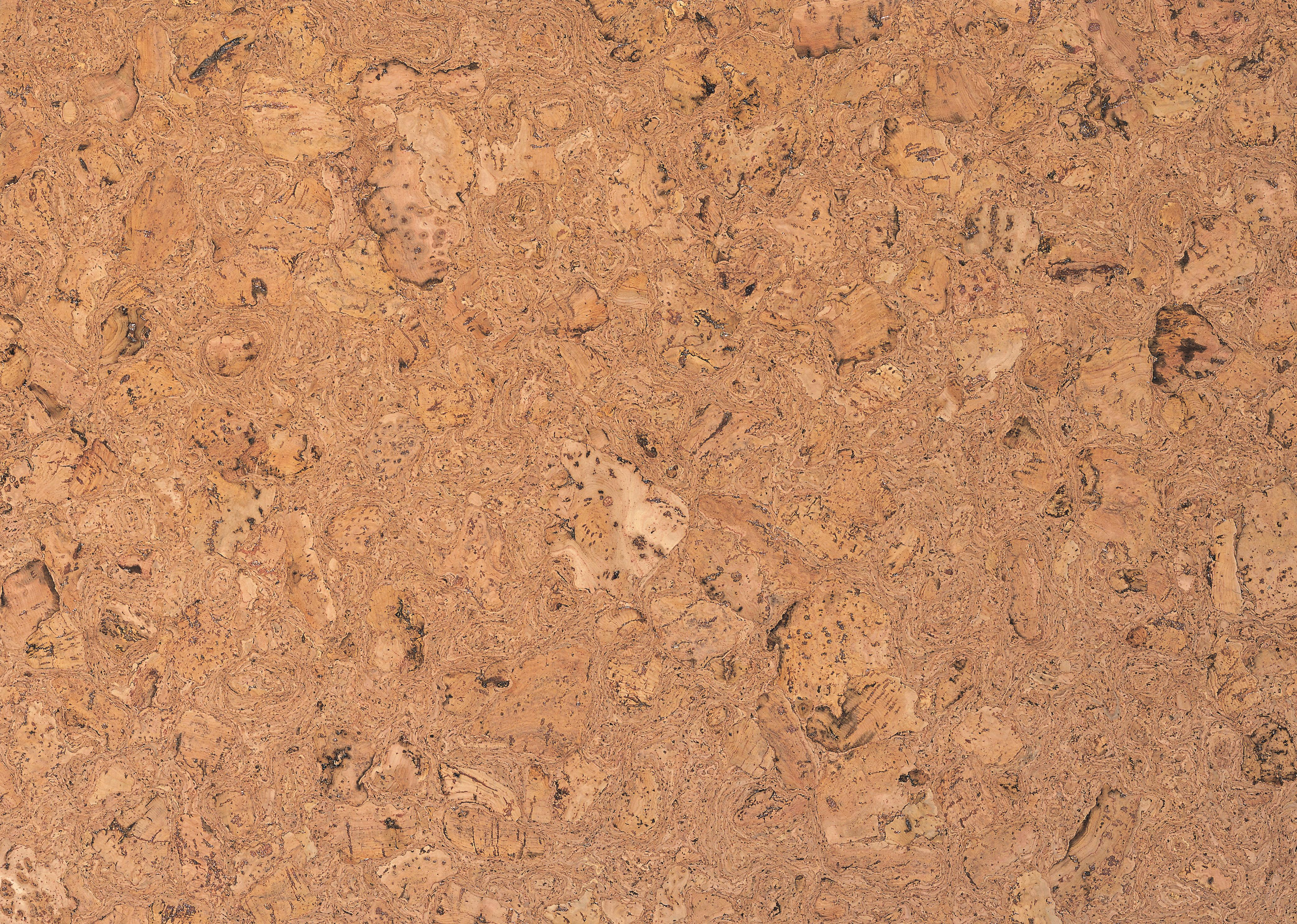 Rombo Natur – Kork HDF